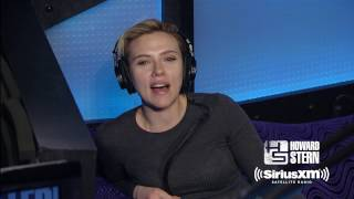 Scarlett Johansson Is Tired of Being Asked About Her