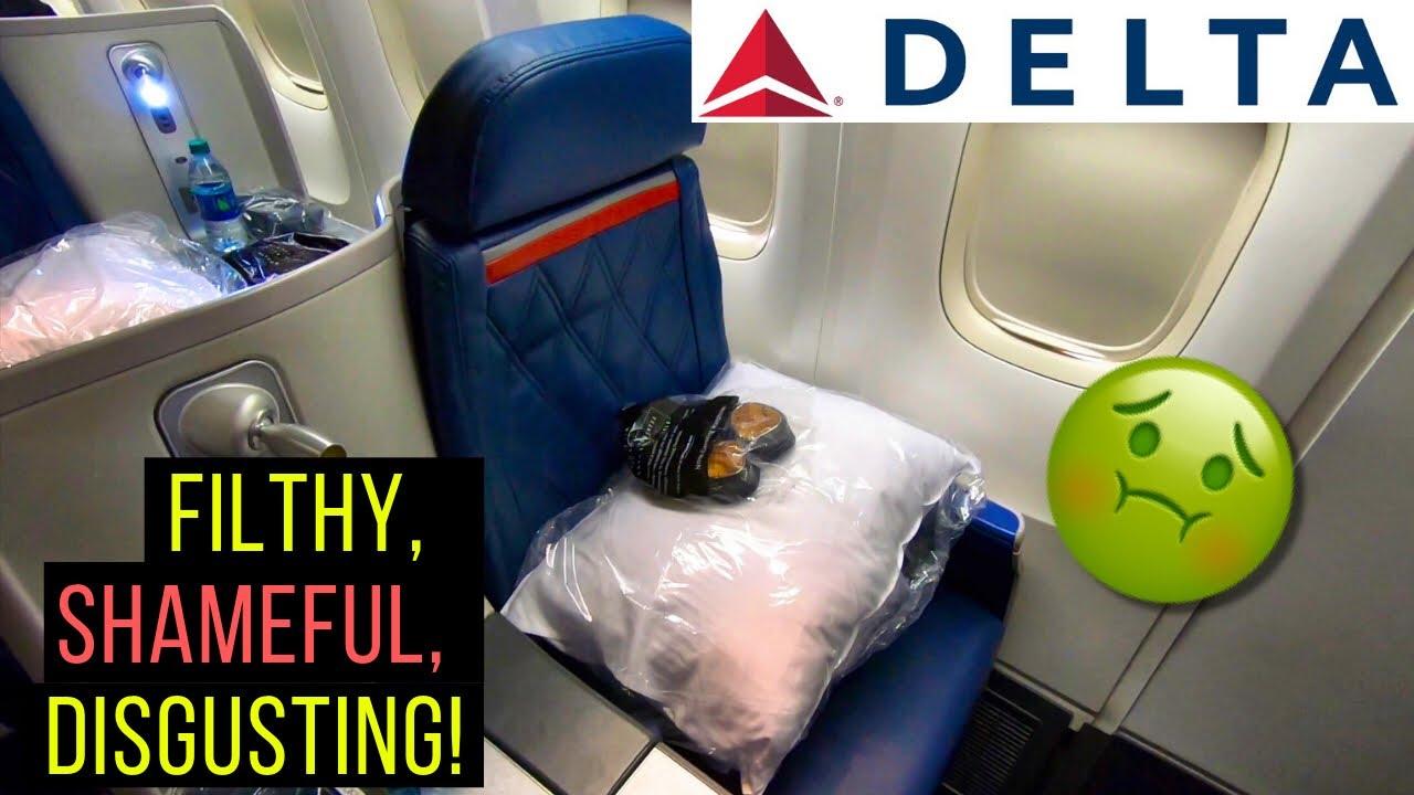 A Bad Experience: Delta One, Los Angeles - New York JFK
