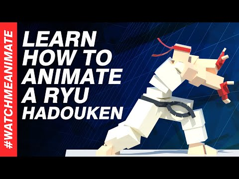 Download How To Animate A Ryu Hadouken From Sfv Ep02 MP3