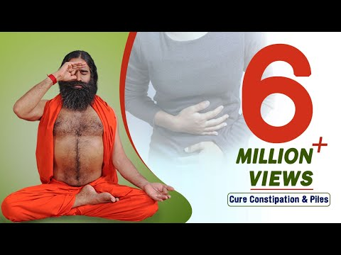 Cure Constipation & Piles In 3 Days (Kabz Aur Bavasir) | Swami Ramdev