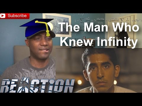 The Man Who Knew Infinity Official Trailer #1 (2016) - Dev Patel, Jeremy Irons - REACTION!