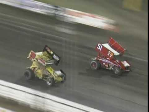 Knoxville Raceway World of Outlaws - June 7, 2008