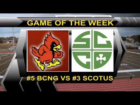 Scotus V BCNG First Half 8-28-15