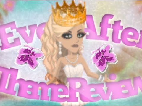 EVER AFTER MSP THEME REVIEW! - Shelby Plays