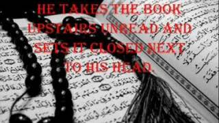 Afraid To Read- Dawud Wharnsby (Lyrics)