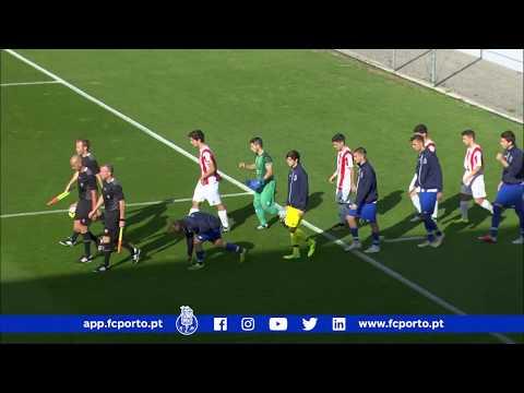 Formação: Sub-17 - FC Porto-Leixões, 11-1 (CNJB, 1.ª fase, 7.ª jor, 21/10/18)