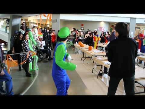 Halloween 2011 Okanagan College
