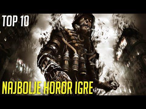 TOP 10: Najstrašnije horor igrice za slabije računare!