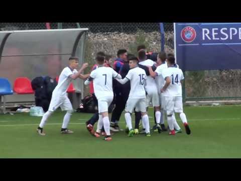 Ουκρανία (U17) - Ελλάδα (U17) 0-1
