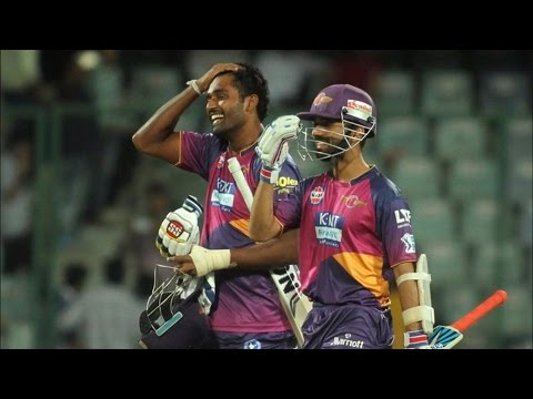 IPL 2016 | Delhi Daredevils vs Rising Pune Supergiants | Ajinkya Rahane Helps Pune Win By 7 Wickets