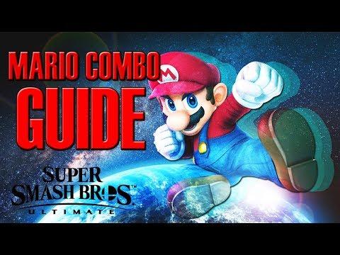 MARIO Combo Guide - Smash Ultimate
