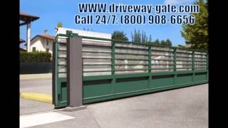 Driveway-swing-gates !! Call For Order : (800) 908-6656