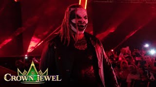 """The Fiend"" Bray Wyatt emerges from the darkness: WWE Crown Jewel 2019 (WWE Network Exclusive)"