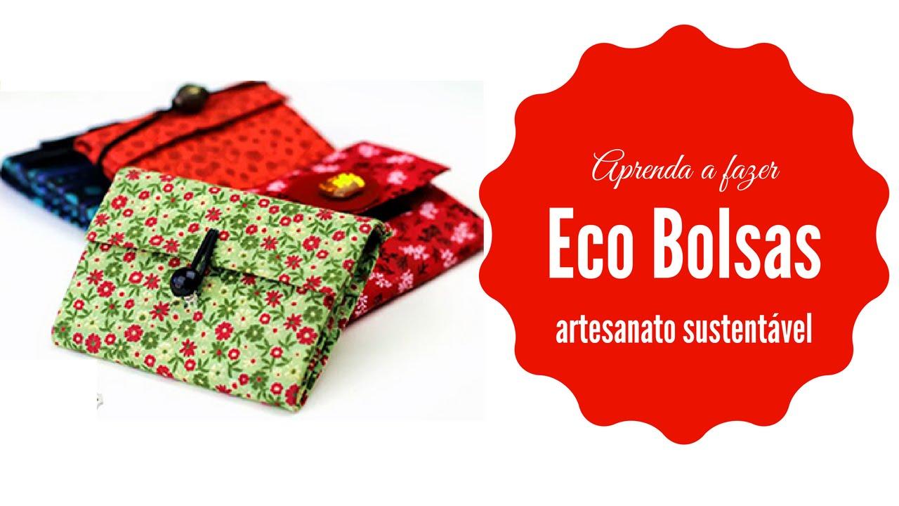 Aparador Suspenso Como Fazer ~ Eco Bolsas com Caixa de Leite Artesanato Sustentável YouTube