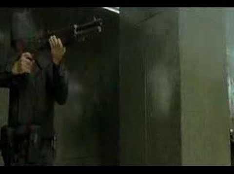 The Matrix - Kill Bill Theme