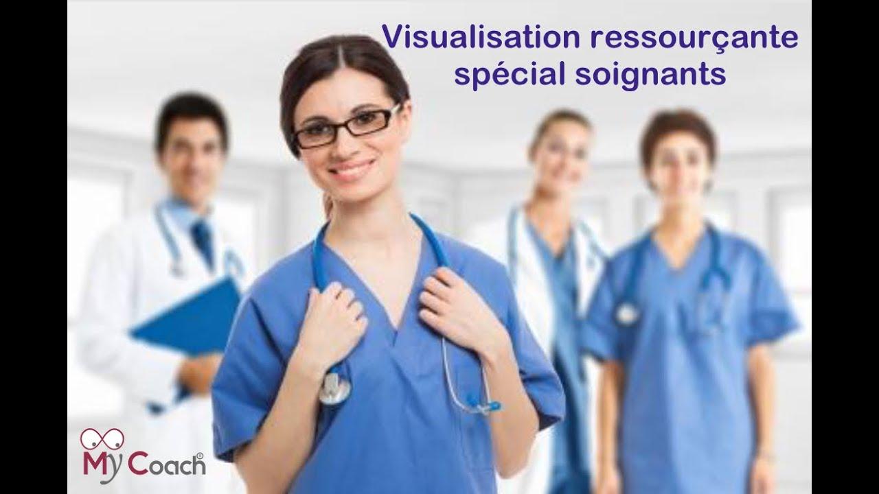 Visualisation ressourçante spécial soignants Méthode JIA©