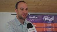 Košice budú hostiť hádzanársky Final Four Slovenského pohára - Duration  3  minutes 5ddd8ad597