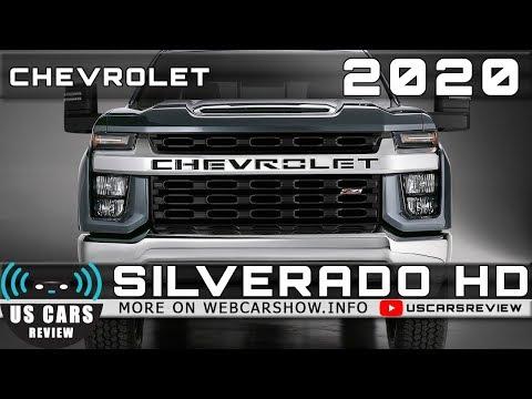 2020 CHEVROLET SILVERADO HD Review Release Date Specs Prices