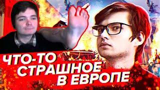 Убермаргинал недоумевает от тупости Соколовского