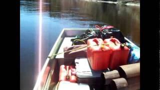 95 Hp Jet Jon Boat