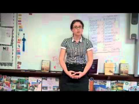 San Gabriel Mission High School Back to School Night Video for Ms. O'Neill's Class