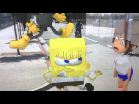 A Day With Spongebob Squarepants: The Movie | Know Your Meme