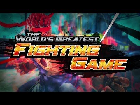 Ultra Street Fighter IV Launch Trailer