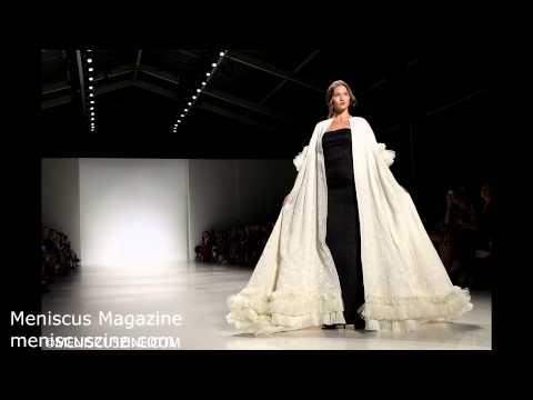 Zang Toi interview - New York Fashion Week Spring 2015 - Meniscus Magazine