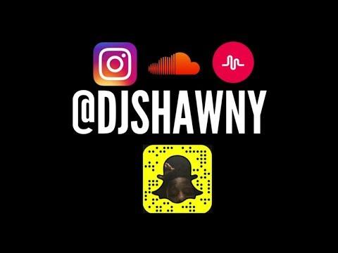 DJ Shawny ~ Run Up Challenge