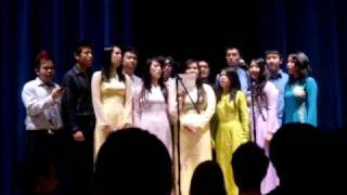 UC Davis Vietnamese Student Association Culture Show 2010: Vietnamese National Anthem