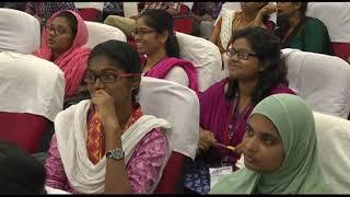 Healthcare Entrepreneur & Innovation talk in Satyabama University Chennai TamilNadu- DrSaravanan IND