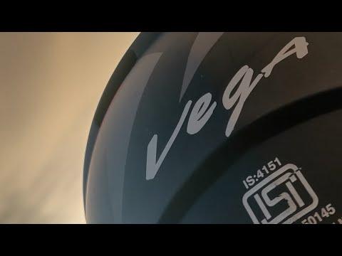 Review on VEGA Cliff Dx pioneer motorbike Helmet || Value for 💰|| superb Graphics