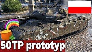 SZCZĘŚCIARZ ROKU?! - 50TP PROTOTYP- World of Tanks