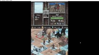 Age of Empires Mythologies DS speedrun Campaign Norse Mission 5 in 29:01