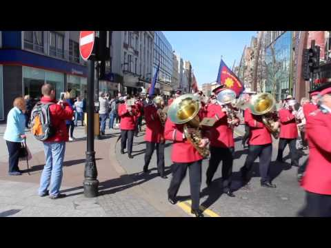 Belfast Temple Band of The Salvation Army -  Congress March 2017