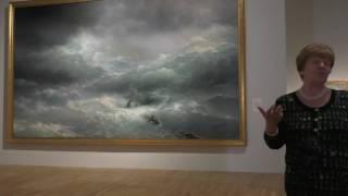 Выставка Айвазовского 2016. Часовая экскурсия HD