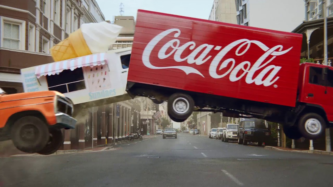 Coca-Cola brand advertising and marketing profile at Adbrands net