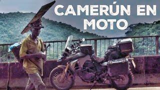 LIGANDO EN CAMERÚN, Y MUCHO OFFROAD / ÁFRICA EN MOTO (S03/E03) / VUELTA AL MUNDO EN MOTO CON SNEWAN