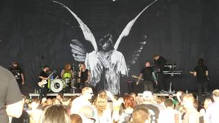 Underoath - Sink With You 7/20/2019 LIVE in The Woodlands Texas