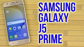 распаковка Samsung Galaxy J5 Prime G570F/DS Gold
