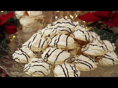 Kokosmakronen backen - mit und ohne Oblaten/ Schokolade
