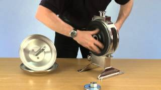 Flotronic One-Nut Pump - Diaphragm Change