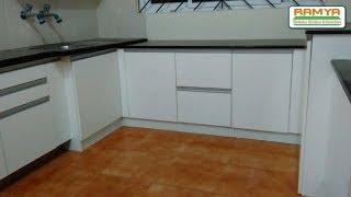 Half White Mr, Colour High Gloss Finish for Ramya Modular Kitchen, Manoj Elango Guduvanchery