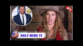 Rebekah vardy 'will feel guilty about hurting peter andre's wife emily' after saying his penis look