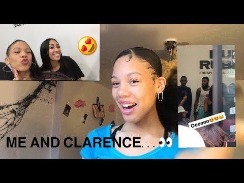 STORYTIME : HOW I MET QUEEN NAIJA, CLARENCE, CJ, & TINA AT THE SAME TIME