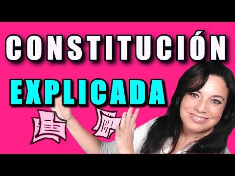 constitucion-espaÑola-explicada-1️⃣