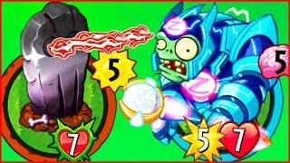 ЧЕЛЛЕНДЖИ в Зомби против Растений Герои от Фаника Plants vs zombies Heroes 98