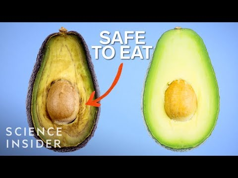 Why It's OK To Eat A Brown Avocado