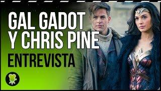 La anécdota con la que Gal Gadot enseña a Chris Pine cómo ser una