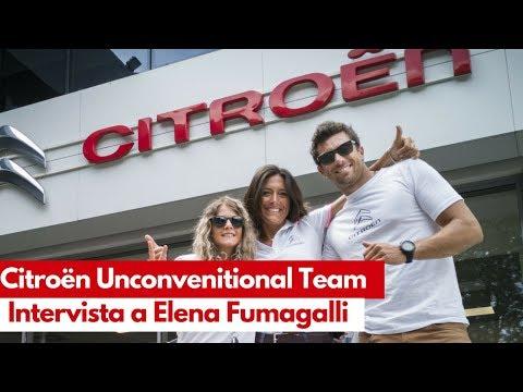 Citroen Unconventional Team 2018: intervista Elena Fumagalli